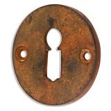 Rosette mit Buntbart Schlüsselloch IRR4231BB (Stückpreis)