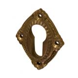 Rosette für Profilzylinder A4711PZ (Stückpreis)